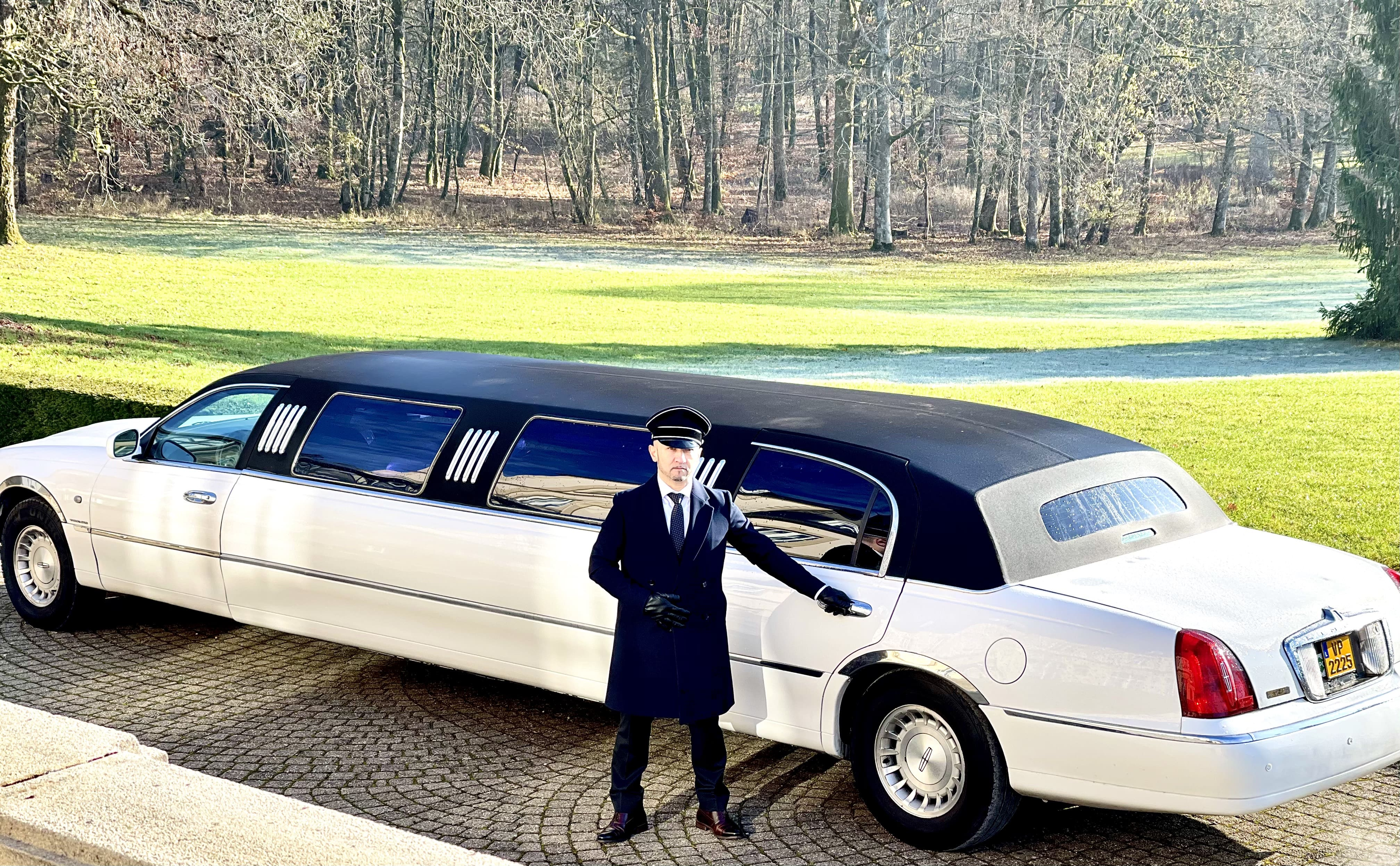 Chauffeur prive Luxembourg