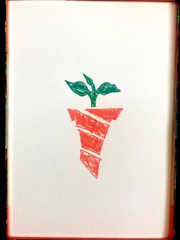 Linen Print no Frame
