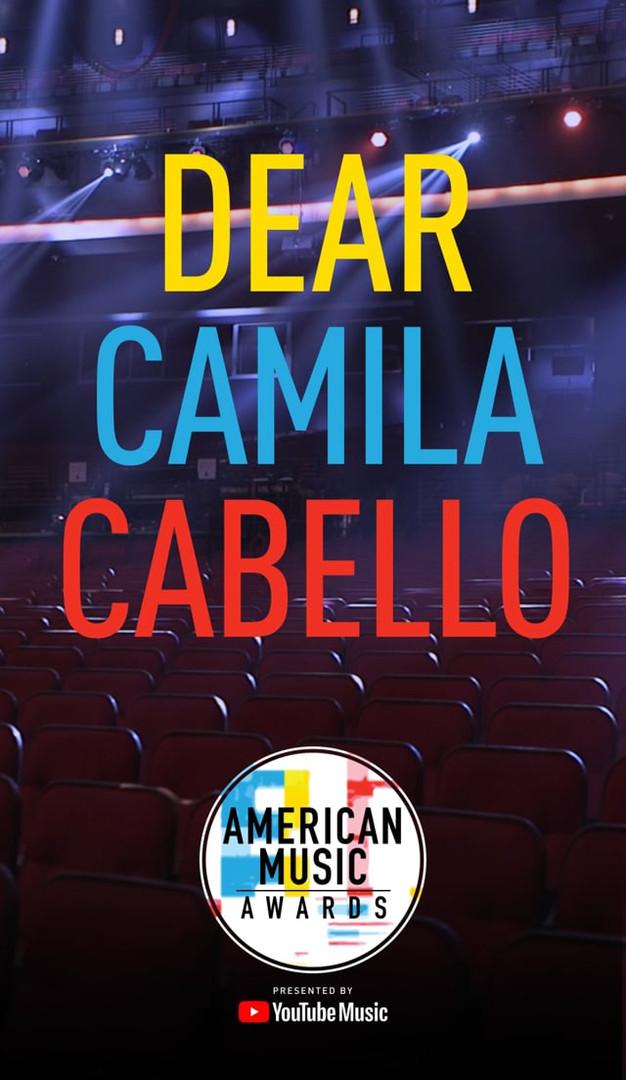 Dear Camila Cabello