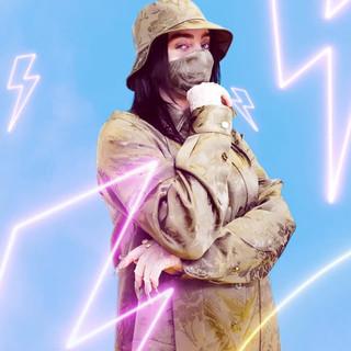 BBMAs Neon Portraits