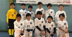 日本フットサル施設連盟リーグ 関東ブロック3日目