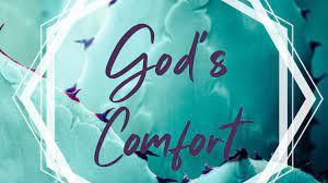 GOD'S PROMISE ON COMFORT