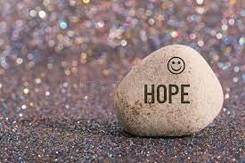 GOD'S PROMISE GIVES US HOPE