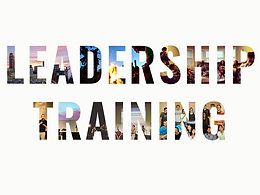 Adult Leadership Training