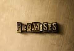 PROMISES TO COME...