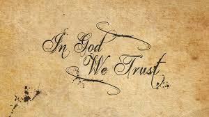 TRUST GOD THROUGH ANXIETY