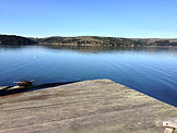 dock on tomales bay
