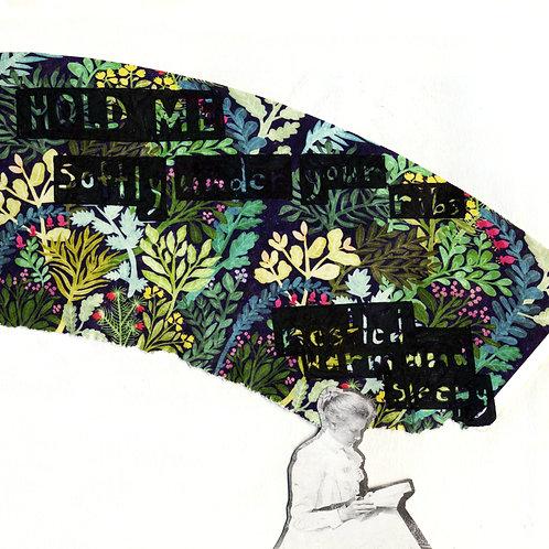 Hold Me - Print