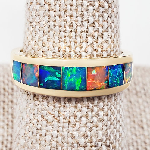 Christopher Corbett Opal Ring