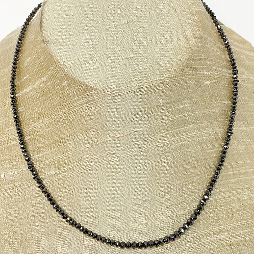 Jan Gordon Diamond Necklace