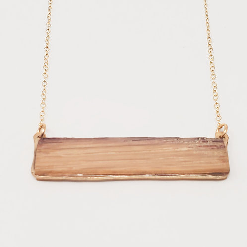 Branch and Barrel Necklace