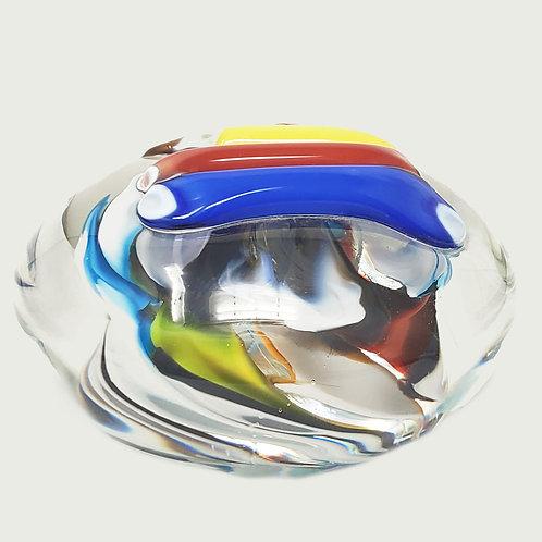 Beck Glass Paperweight