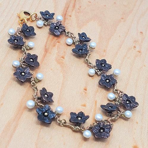 Silver Seasons Bracelet