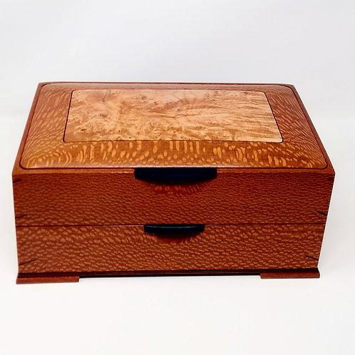 Michael Hamilton Jewelry Box