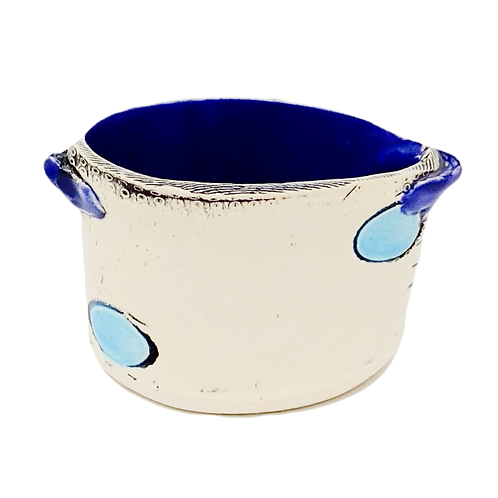 Barb Cambell Ceramic Salt Cellar