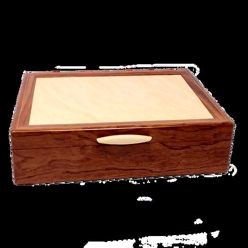 Heartwood Jewelry Box