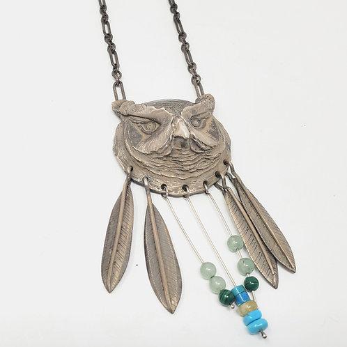 Brooke Stone Jewelry Pendant