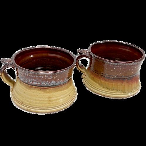 Wally Schwab Soup Mugs