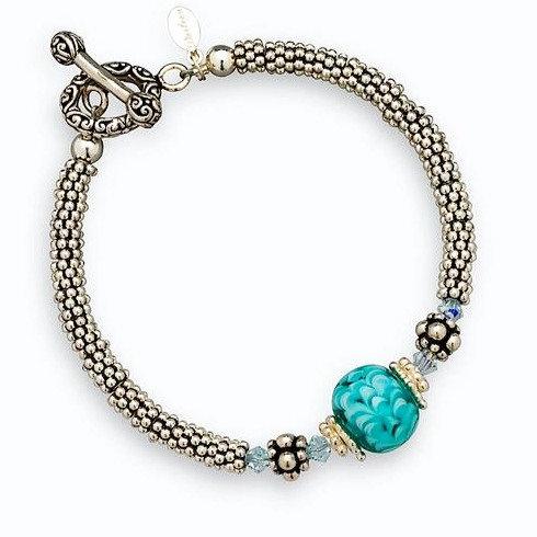 Nixon Art Glass Bracelet