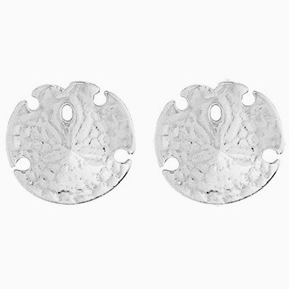 The Touch Sand Dollar Earrings