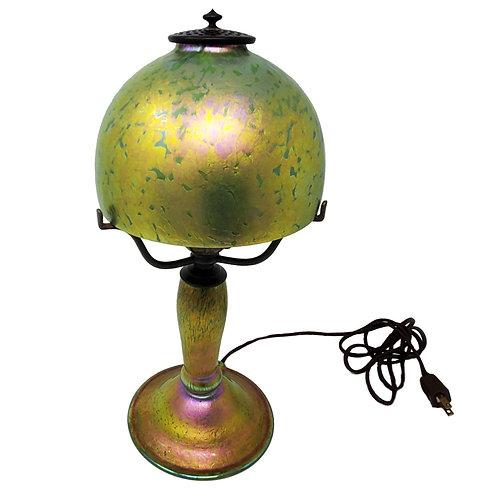 Lundburg Glass Lamp