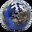 Thumbnail: Lundburg Glass Worldweight