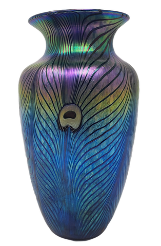 Lundberg Glass Vase