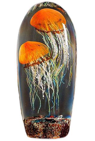 Rick Satava Glass Jellyfish