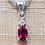 Thumbnail: Eichhorn Ruby Pendant