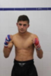 Jame Turunc combat Savate Kick-Boxing K1 Full-Contact