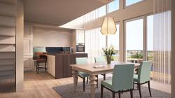 Visualisierung Typ 4 Möbel Premium