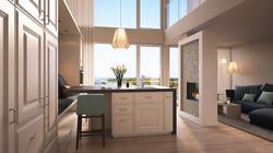 Visualisierung Typ 5 Möbel Premium