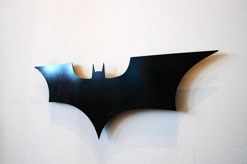 Dark Knight - Floating Metal Wall Art