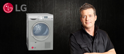 servicio tecnico de secadora lg
