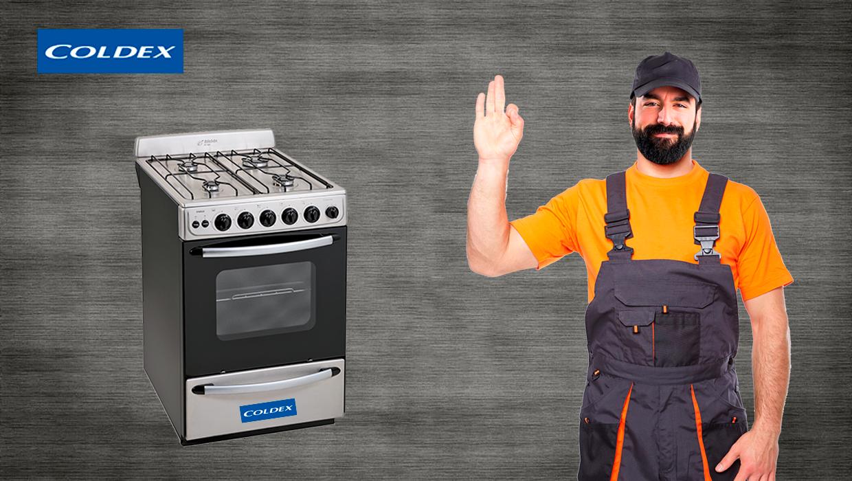 reparacion de cocinas coldex