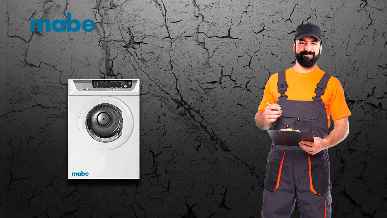 servicio tecnico de secadoras mabe