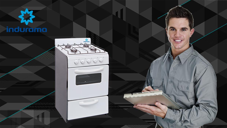 servicio tecnico de cocinas indurama
