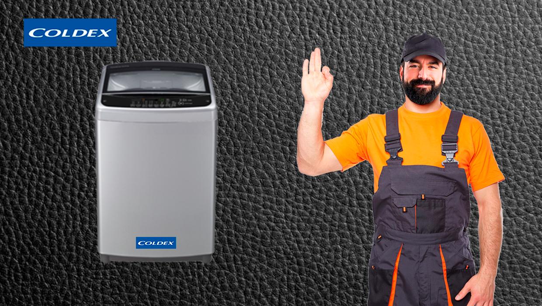 servicio tecnico de lavadoras coldex