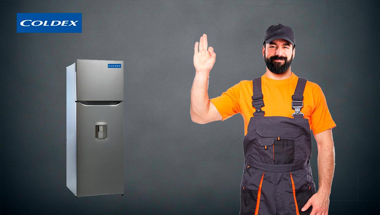 reparacion de refrigeradoras coldex