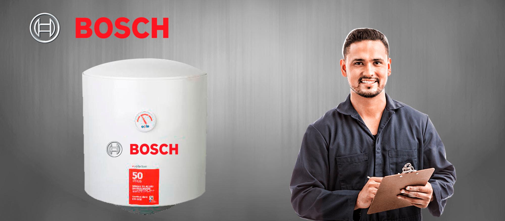 servicio tecnico de termas bosch
