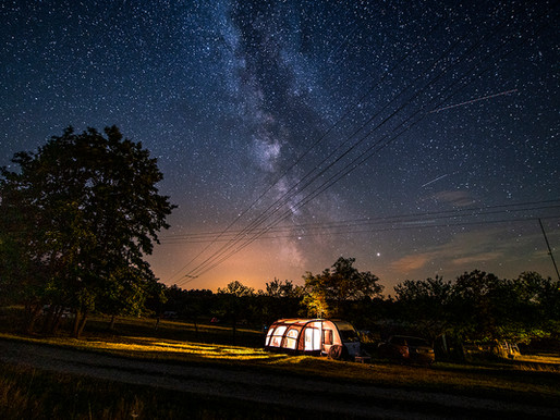 Stargazing in Slovakia