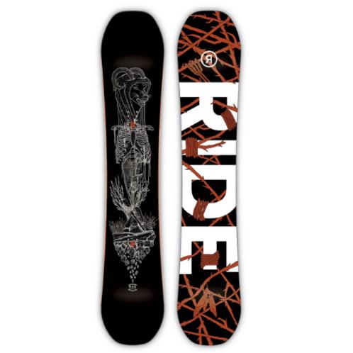 Ride  Wild Life - Men's Snowboard - 2019