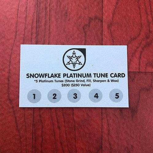 Platinum Tune Card