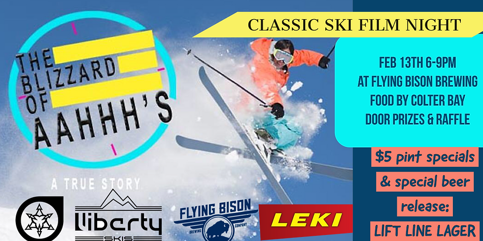 Classic Ski Film Night