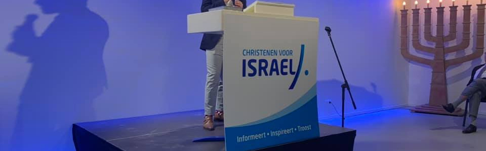 Christians for Israel lecture