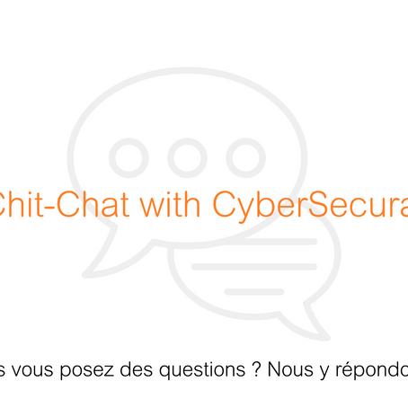 Blog vidéo : qu'est ce que la cybersécurité ? Qui a besoin de cybersécurité ? Et par où commencer ?