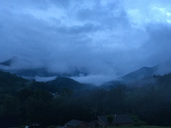 storm on the mountains 2