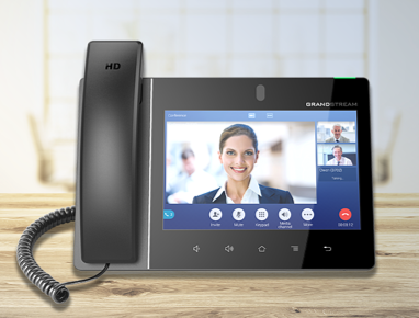Now Available: GXV3380 High-End Smart IP Video Phone