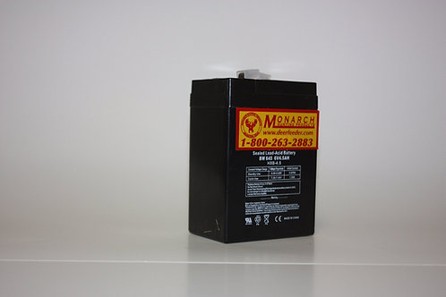 6 volt 4.5 amp