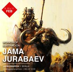 JAMA JURABAEV